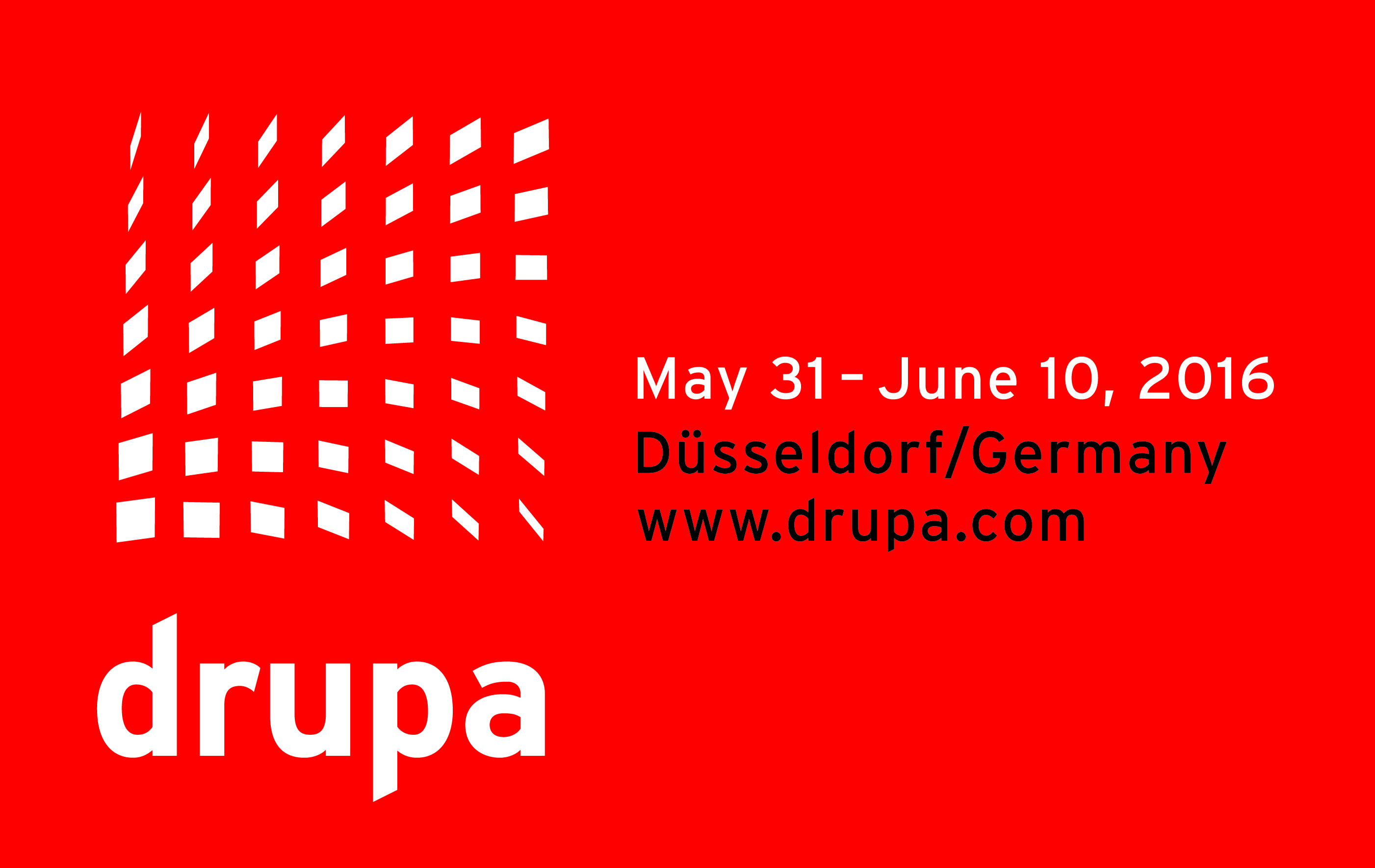 EXHIBITION DRUPA 2016 - Touch the future - Enimac