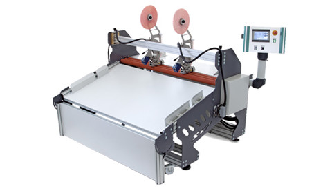 Wide Format Tape Application System X-Treme PRO