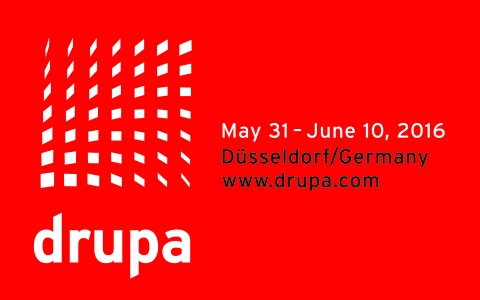 EXHIBITION DRUPA 2016 – Touch the future