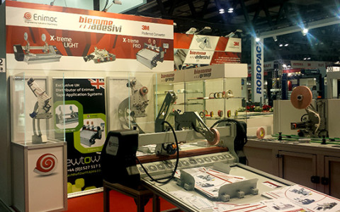 Enimac exhibition IPACK IMA 2015